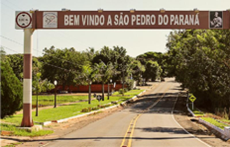 São Pedro do Paraná Paraná fonte: www.apaterminaldeareia.com.br